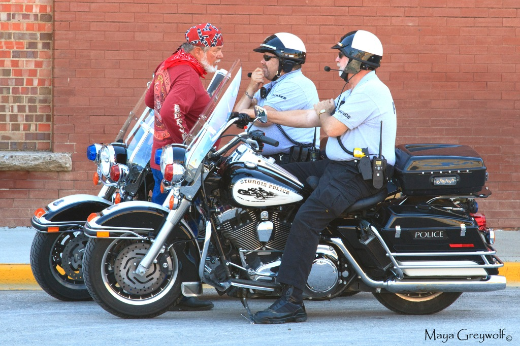 2014 Rally Cops on Bikes Final